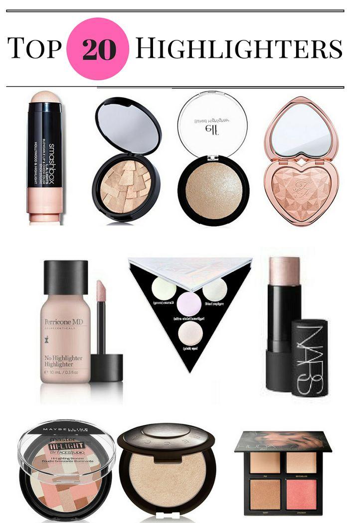 Best 25+ Best Highlighter Makeup Ideas On Pinterest