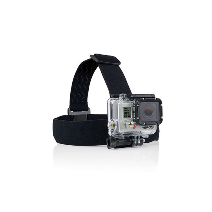 GoPro Head Strap + QuickClip | For All Hero Models
