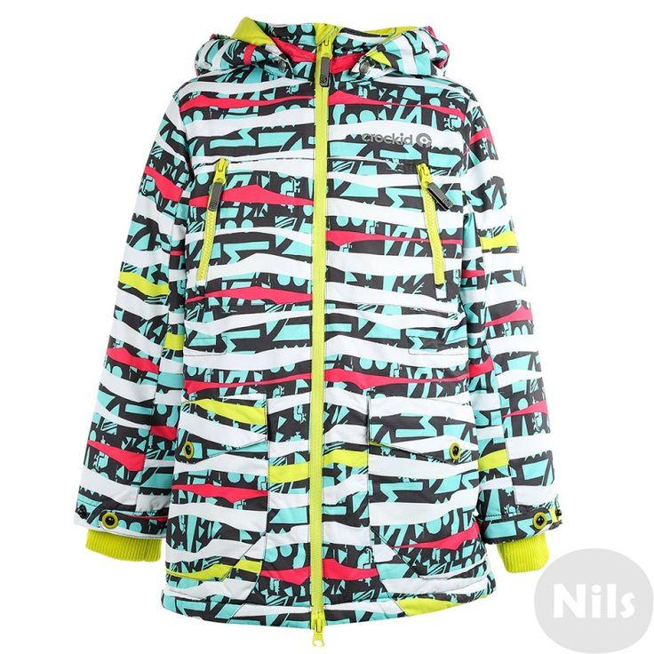 Куртка CROCKID (салатовый, 5909) купить в Москве. Цены, фото | Интернет-магазин Nils.ru
