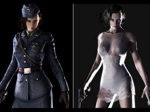 """Velvet Assassin game """"conanas"""""""