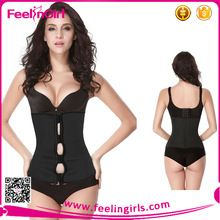 Black Sexy Plus Size Clip And Zip Waist Training Corset Waist Trainers Best Buy follow this link http://shopingayo.space