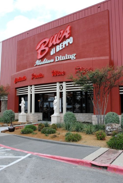 #BucadiBeppo #Italian #Restaurant #Mesquite #TX #food #eat #celebrate: