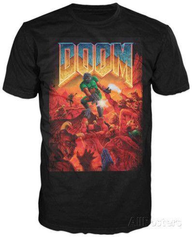 Doom T-shirt (2XL)