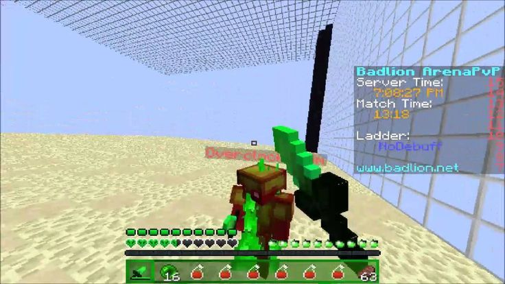 Minecraft PVP  Pass Me By