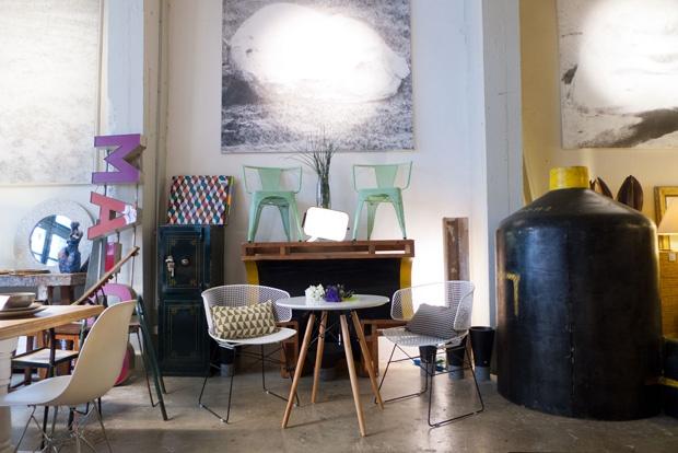 UPdesign temporary Postdam Pamplona - Silla Arkys - perfecta para interiores y exsteriores