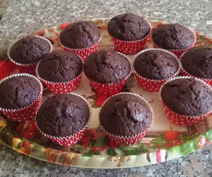 Muffin al doppio cioccolato - Powered by @ultimaterecipe