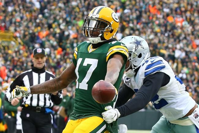 Davante Adams' coming-out party propels Packers to NFC Title Game (Bleacher Report) as the team seals the win in Ice Bowl II against the visiting Cowboys, 26 to 21 (Jan. 11, 2015 NFC Division Playoff game)
