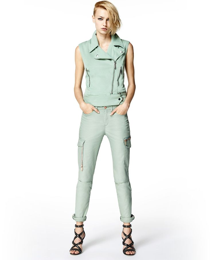 Diesel Women's Apparel SS14 - outfit