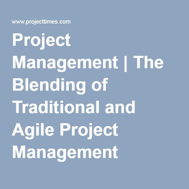 Best 25 waterfall project management ideas on pinterest for Traditional project management vs agile methodology