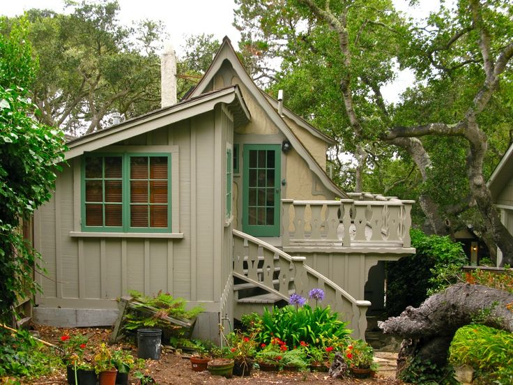 ~Swiss Chalet~ cottage in Carmel, Ca
