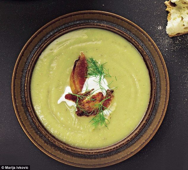 Foolproof fennel soup