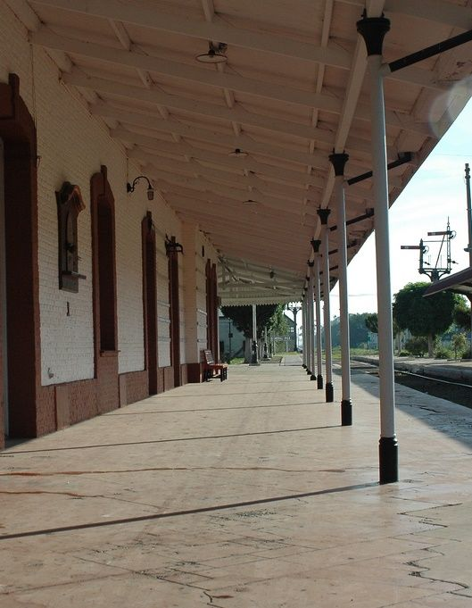 General Pico train station (Estación de tren de General Pico) | La Pampa | Argentina