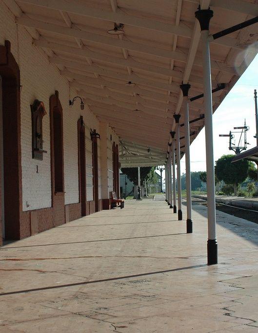 General Pico train station (Estación de tren de General Pico)   La Pampa   Argentina