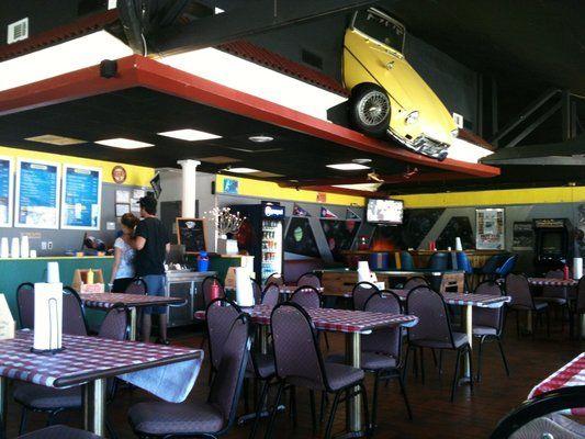 Burger Time Machine photo