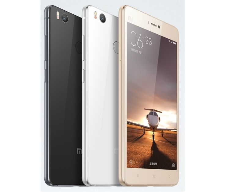 Xiaomi Unveils Mi 4S Smartphone SD808 & 3GB Of RAM In Tow #Android #CES2016 #Google
