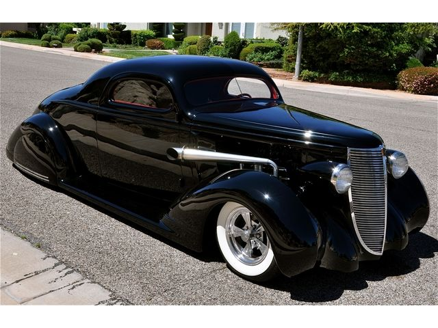 Kustom Cars | NASH-LaFAYETTE-KUSTOM-COUPE-All-Steel-Hot-Rod-Chopped-Kustom-Show-Car ...