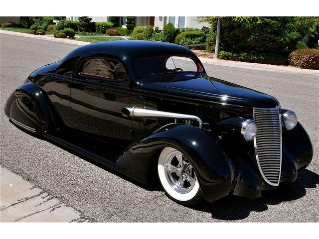 Kustom Cars | NASH-LaFAYETTE-KUSTOM-COUPE-All-Steel-Hot-Rod-Chopped-Kustom-Show-Car ...