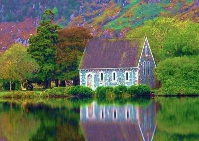 St Finbars Oratory, County Cork