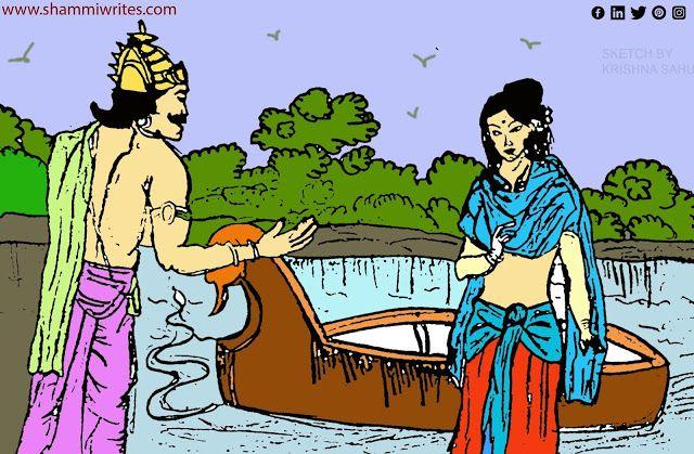 16++ Satyavati ideas