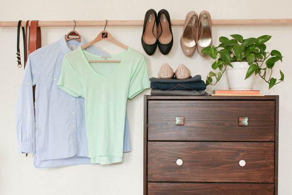 BrightNest | No Closet? No Problem.