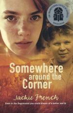 Somewhere around the Corner : Bluegum S. - Jackie French