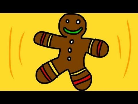 Gingerbread Man Song (Run, run as fast as you can!) - YouTube