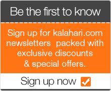 Kalahari, internet shopping, books, movies, games