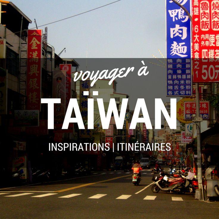 Voyagez à Taïwan, destination asiatique encore peu visitée : idées d'itinéraires, inspirations, activités, budgets, hébergements... #taiwan #asie #voyage