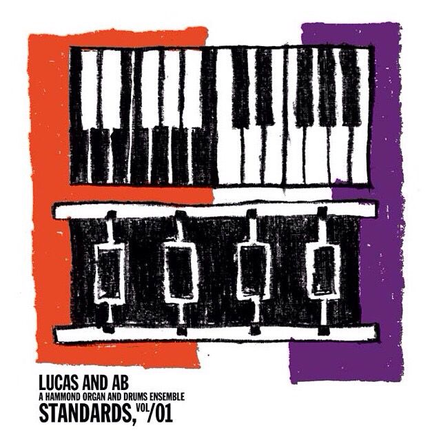 Lucas and AB, first album Standards Vol 01