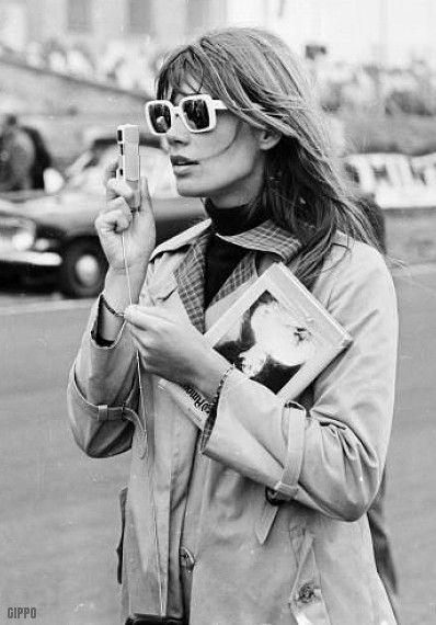 Francoise Hardy - an effortless 60s style icon. #francoisehardy #60s #brightonrock