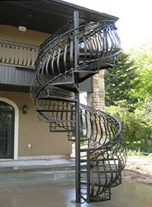 69 Luxury Gallery Of Outdoor Spiral Staircase Cost