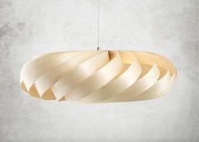 TR5 - Tom Rossau - Designerlampen - Pendelleuchte - Holz - Birkenfurnier