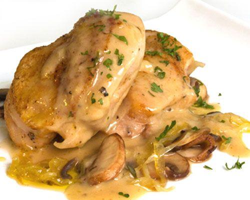 receta de pollo a la cerveza explicada paso a paso con fotografías. web de recetas clásicas y modernas de la gastronomía española e internacional. técnicas básicas de cocina. tapas. postres...