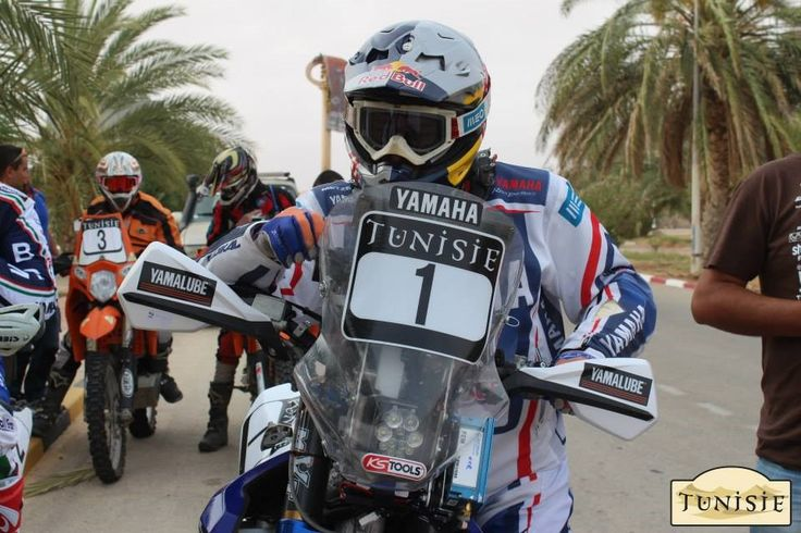Hélder Rodrigues vence etapa inaugural do Rali da Tunísia - Desporto - Andar de Moto