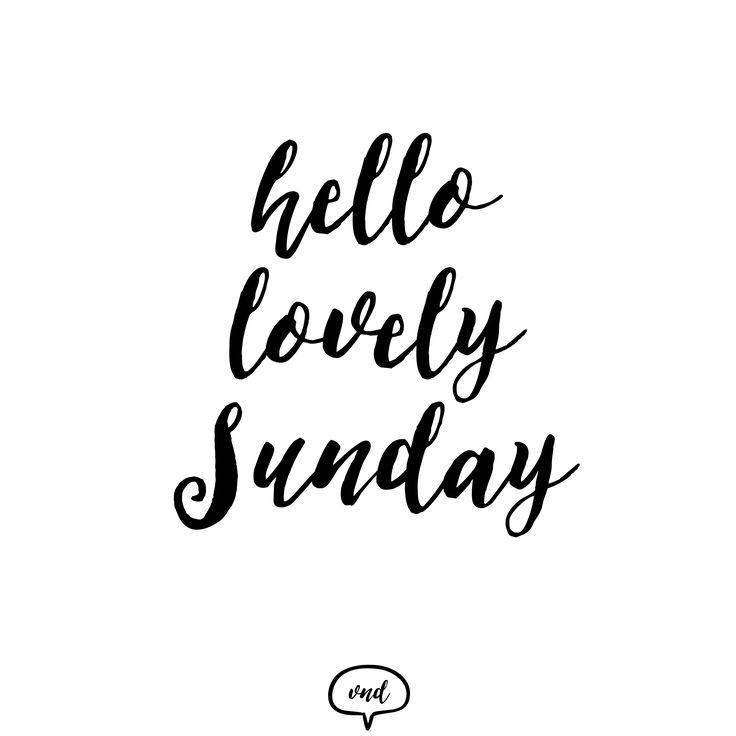 Hello lovely Sunday  Visit us on: http://vndesign.hu/