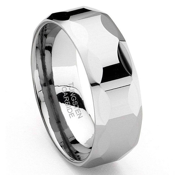 7 Gorgeous Mens Tungsten Carbide Wedding Band