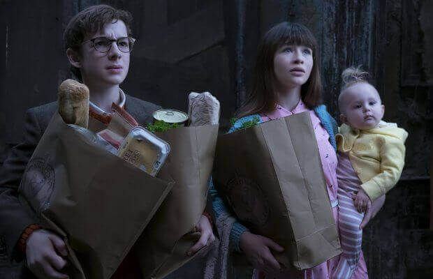 A Series of Unfortunate Events Konusu ve Oyuncuları