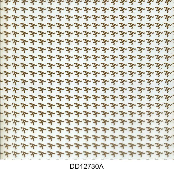 Hydrographic film design pattern DD12730A
