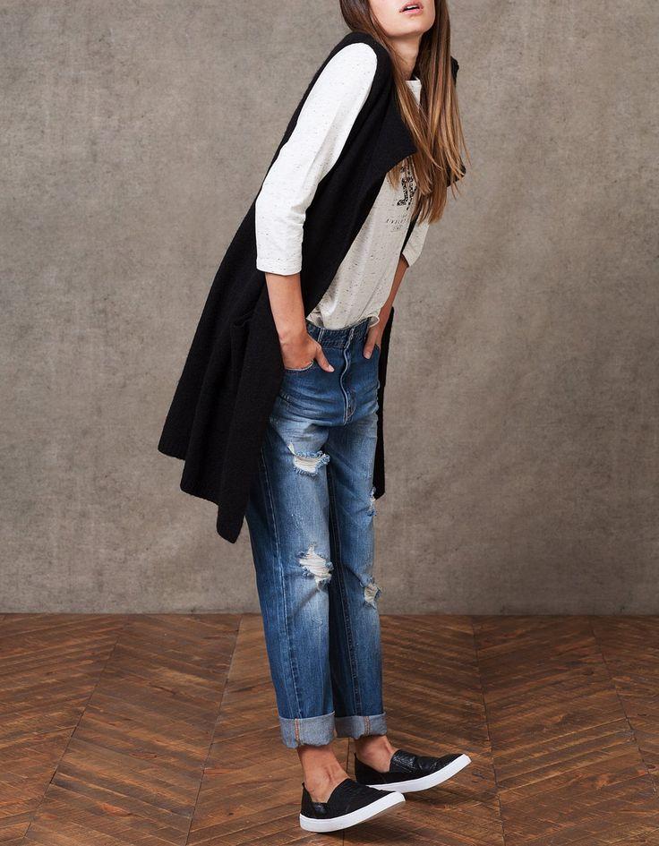 Discover ideas about Boyfriend Jeans