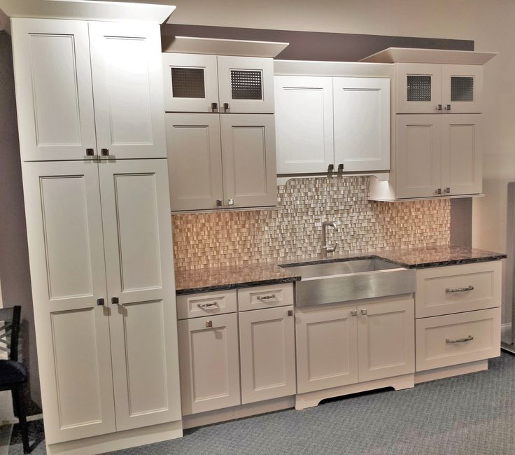 Clean Transitional with Showplace Cabinets