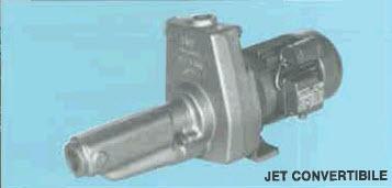 GMP Elek 2 HP ZA JET conv 220/380V