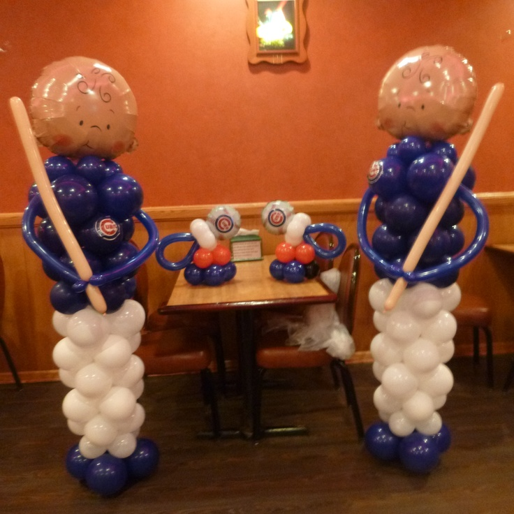 62 best sport balloon decoration images on pinterest for Balloon decoration book