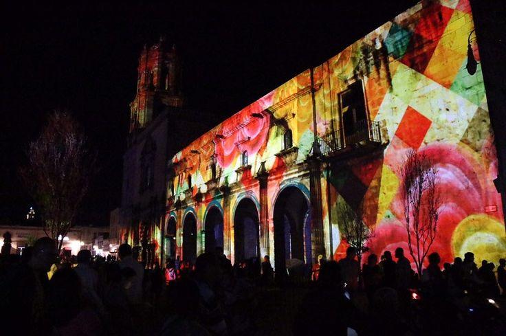 Este viernes en la Plaza Valladolid se proyectará el Video Mapping alusivo al mes patrio en punto de las 21:00 horas – Morelia, Michoacán, 16 de septiembre de 2016.- Con ...