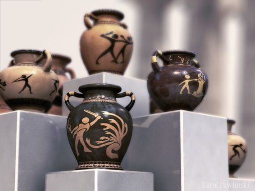 Olympic Vases by KP-ShadowSquirrel on DeviantArt