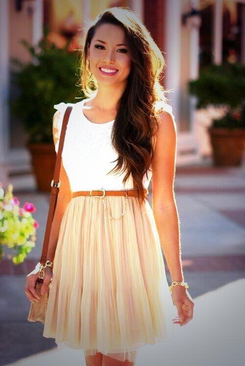 Wie man sich für ein Sommer Date verkleidet – 15 süße Sommer Date Outfits
