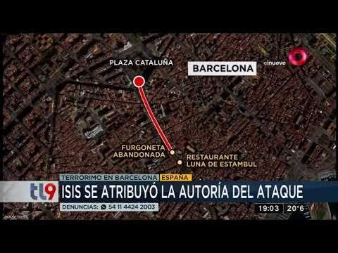 #Terrorismo 13 muertos en atentado terrorista en España: ISIS se atribuyó la autoría del ataque Un atentado terrorista en Barcelona,…