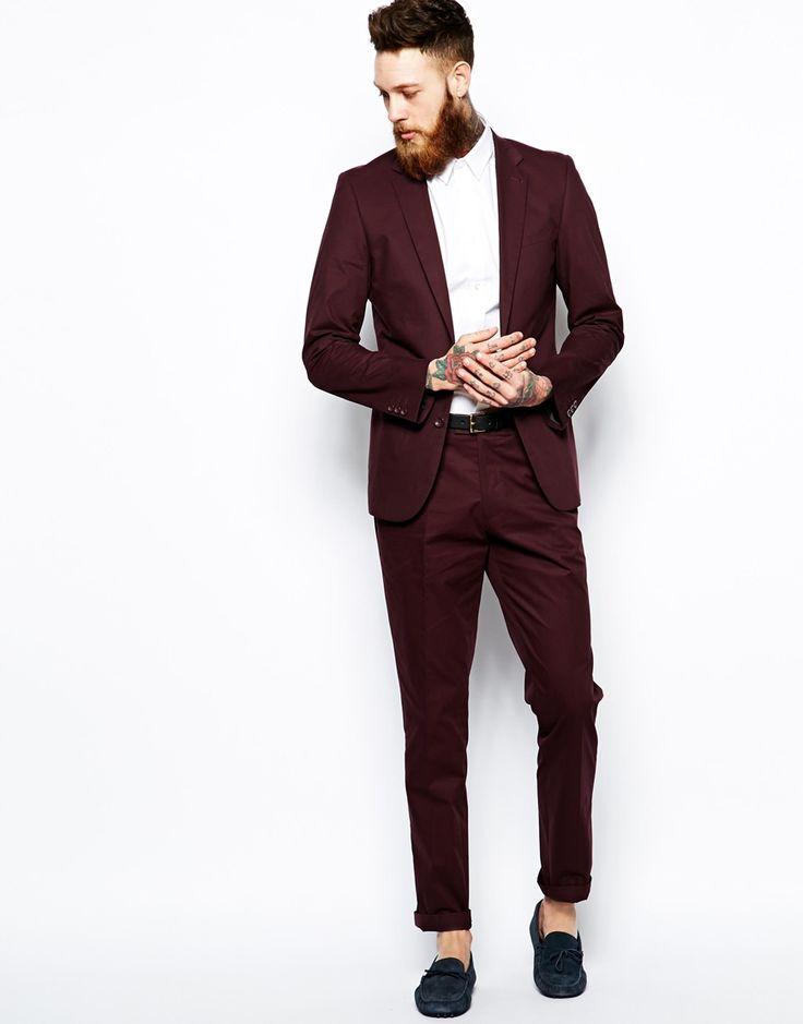 Mais de 1000 ideias sobre Slim Fit Suits no Pinterest | Fatos