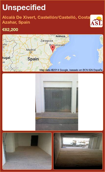 Unspecified in Alcalà De Xivert, Castellón/Castelló, Costa Azahar, Spain ►€82,200 #PropertyForSaleInSpain