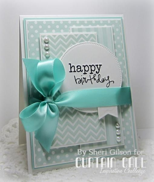 Happy Birthday, MOJO354 by PaperCrafty - Cards and Paper Crafts at Splitcoaststampers