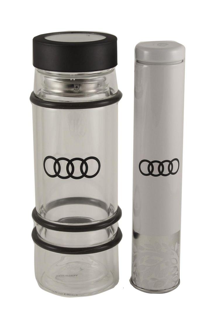 Audi. #ACMB107: Bottle/Tea Gift Set